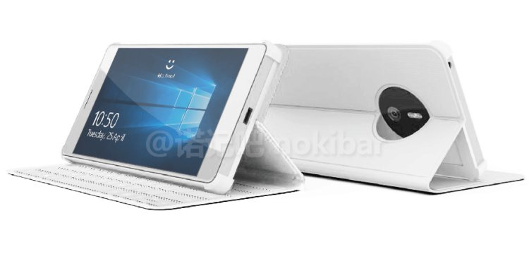 Projekt Surface Phone / Fot. Baidu