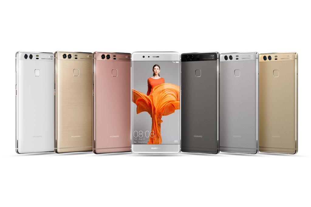Huawei swoją pozycję zawdzięcza dobrej sprzedaży smartfonów, m.in. modelu P9