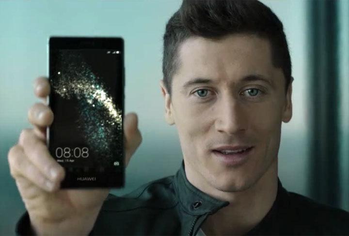 Smartfony Huawei robią w Polsce prawdziwą furorę / fot. YouTube
