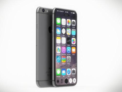 Czy tak będzie wyglądał iPhone 8? / fot. Martin Hajek