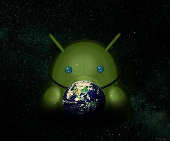 Czy coś jest w stanie zagrozić pozycji Androida? / fot. Android Central