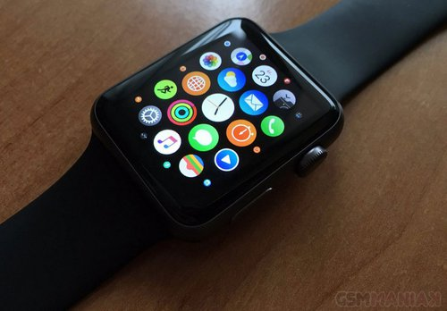 fot. Apple Watch Sport Edition / gsmManiak.pl