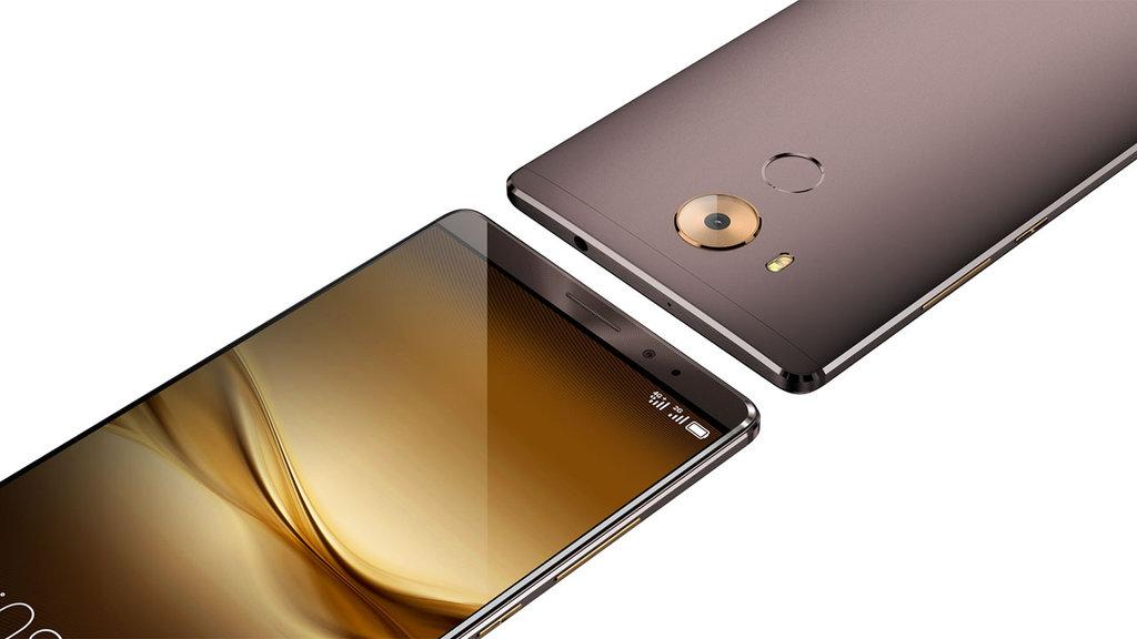 Huawei Mate 8 / fot. producenta