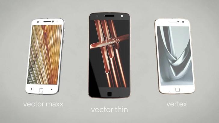 Vertex to Moto Z Play / Fot. Hello Moto HK
