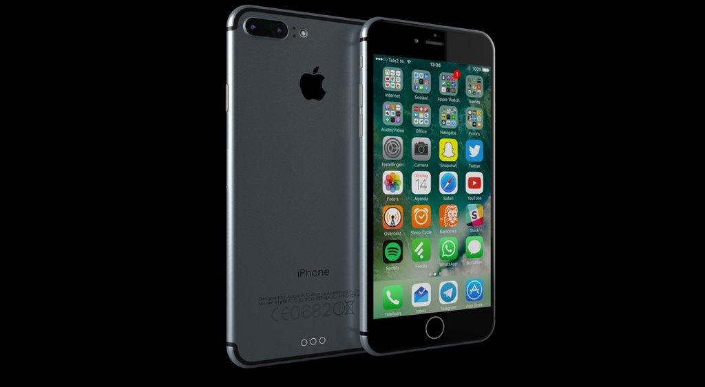 iPhone 7 z iOS 10 / fot. Mathijs Schrauwen