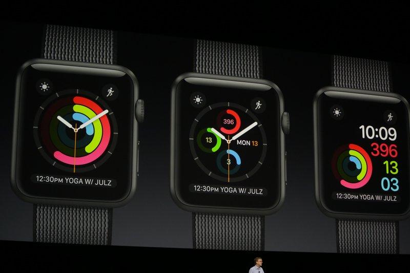 Nowe komplikacje na Apple Watch