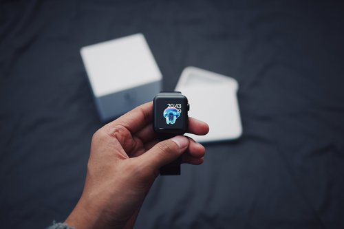 Apple Watch / fot. Pexels