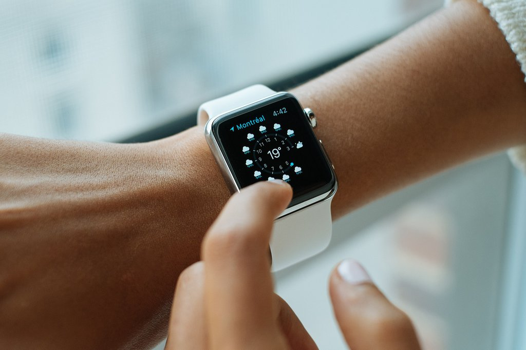 Apple Watch / fot. Pixabay