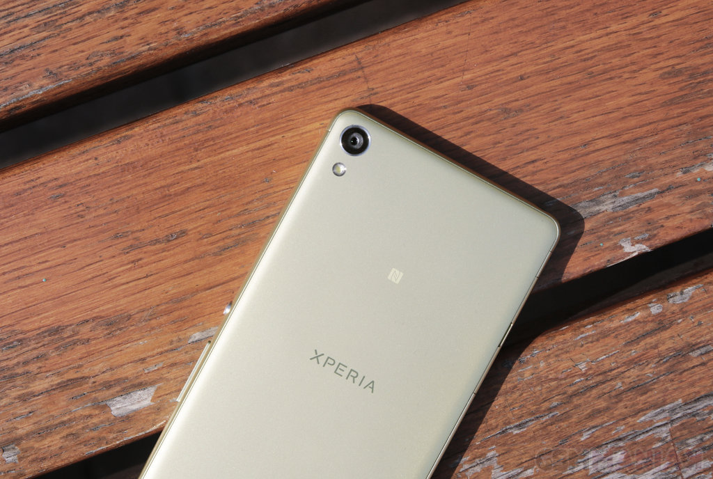 Sony Xperia XA / fot. gsmManiaK.pl