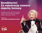 Virgin Mobile: zarejestruj kartę i otrzymaj zwrot 50% opłat