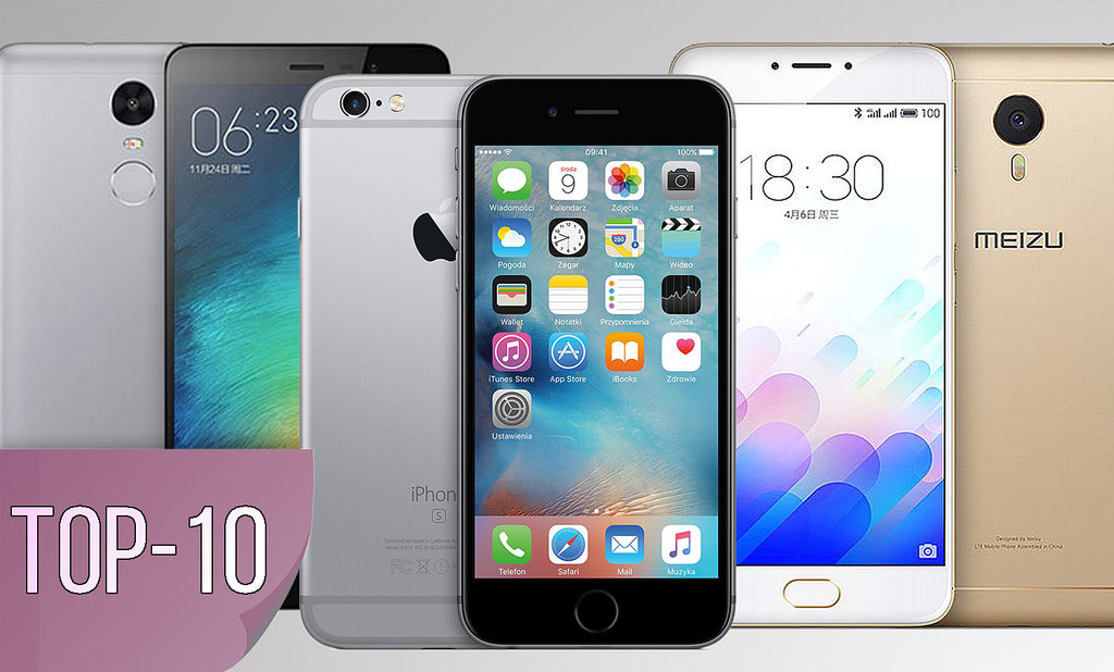 Polecane-smartfony-top10