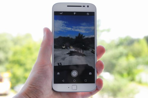 Lenovo Moto G4 Plus/fot. fot. fotoManiaK.pl