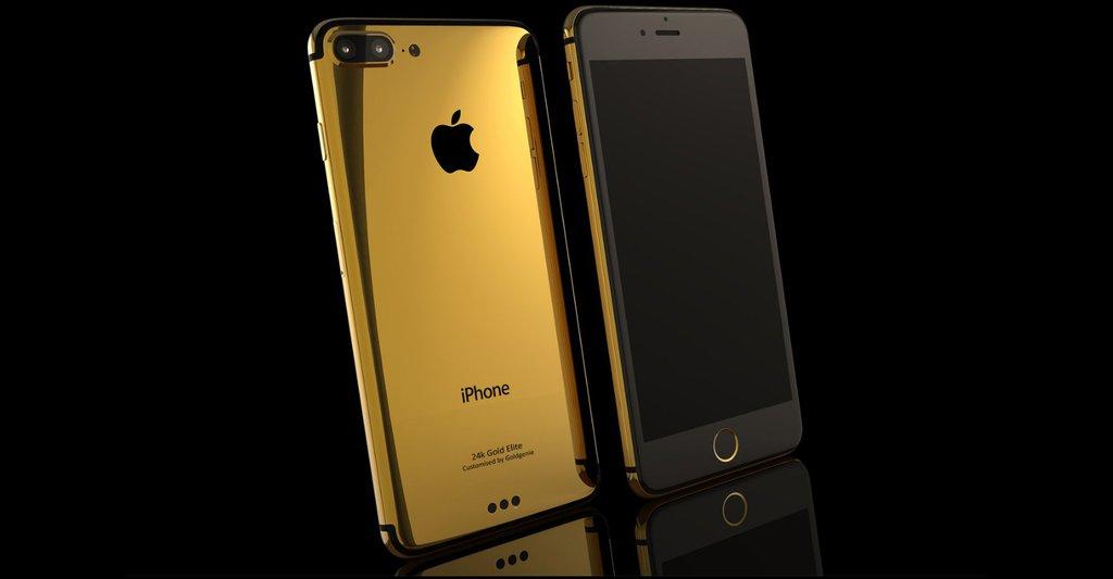 iPhone 7 Pro / fot. Goldgenie