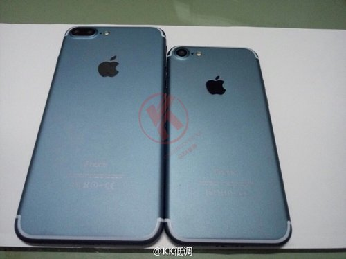 iPhone 7 i iPhone 7 Plus / fot. Weibo