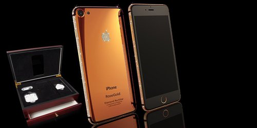 iPhone 7 / fot. Goldgenie