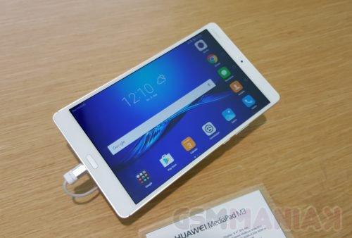 Huawei MediaPad M3 / fot. gsmManiaK.pl