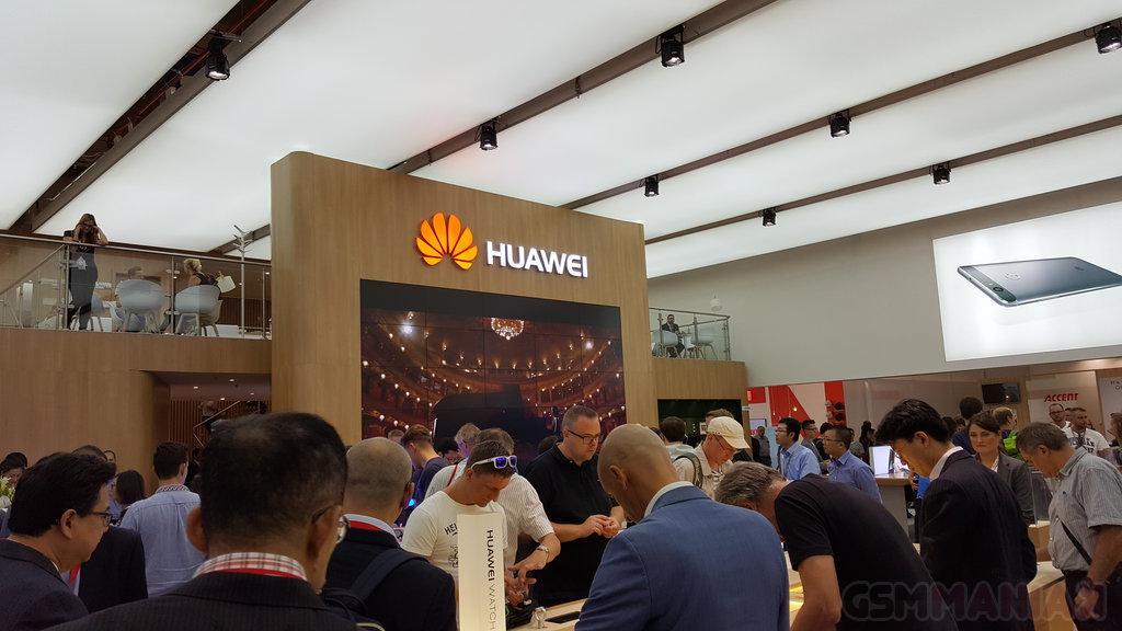 Huawei  / fot. gsmManiaK.pl