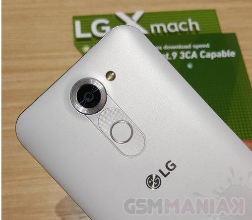 LG X mach/ fot. gsmManiaK.pl