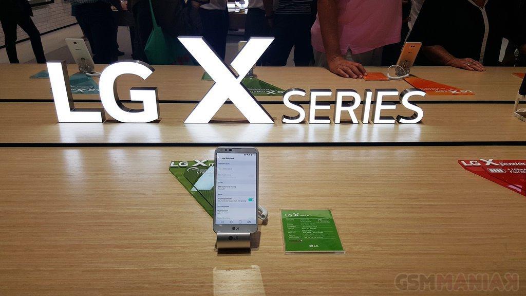 LG X series / fot. gsmManiaK.pl