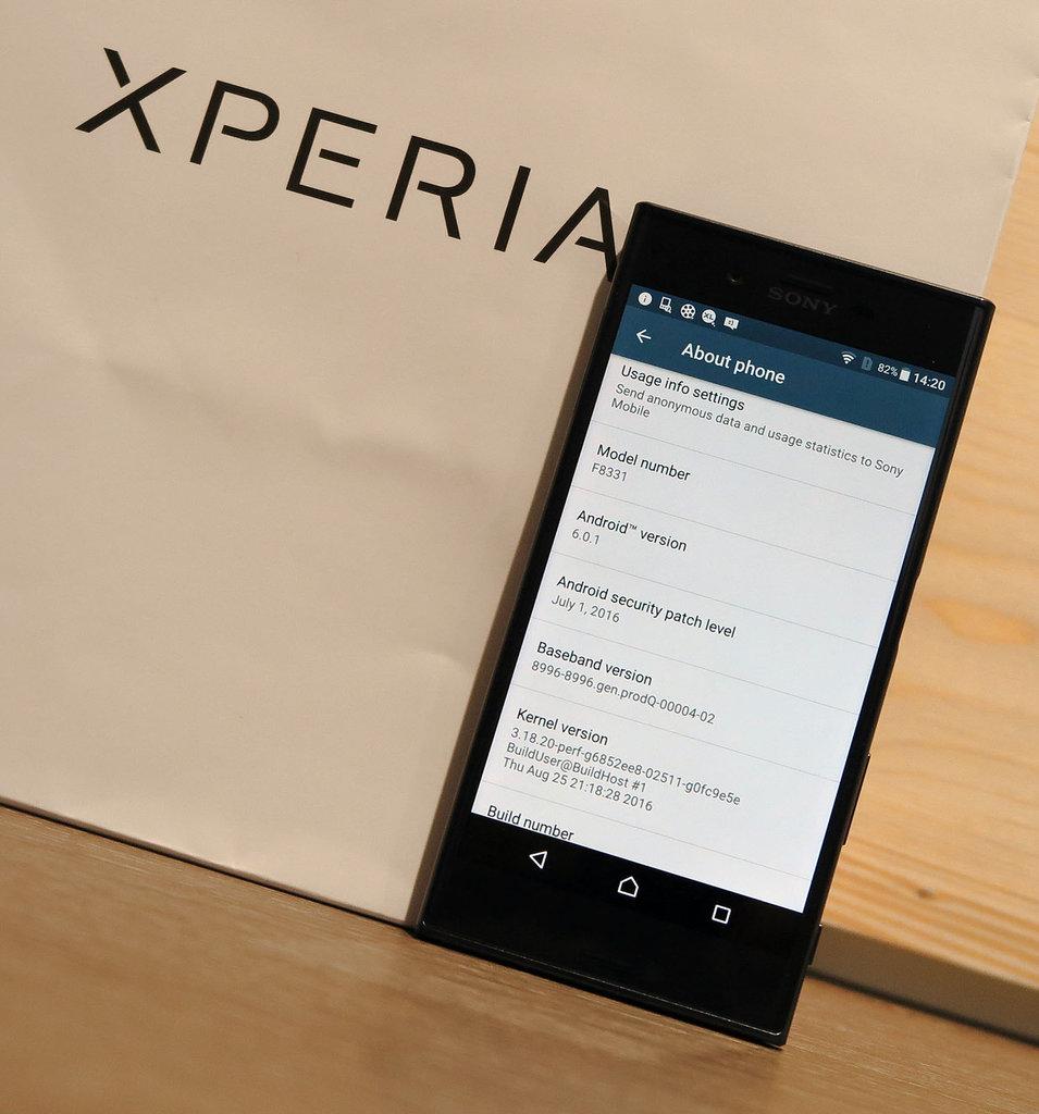 Sony Xperia XZ / fot. gsmManiaK.pl