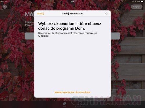 iOS 10 na iPad / fot. gsmManiaK