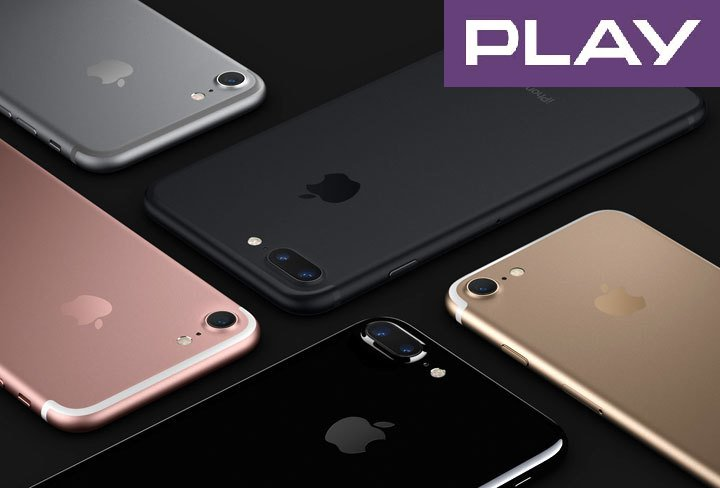 iPhone w Play