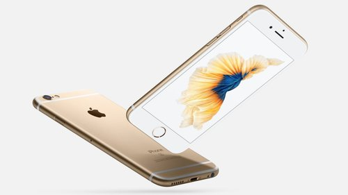 iPhone 6s / fot. Apple