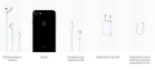 Zawartość opakowania / fot. Apple