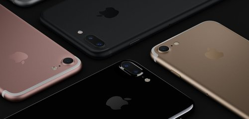 iPhone 7 i iPhone 7 Plus / fot. Apple