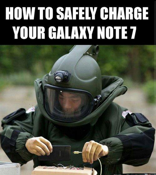 Internet nie odpuszcza Samsungowi