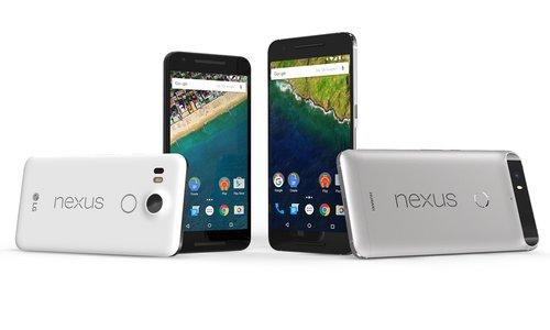 Właściciele smartfonów Nexus 5X i Nexus 6P mogą czuć się rozczarowani