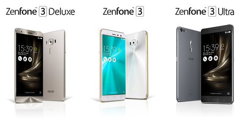 Seria Asus ZenFone 3 - smartfony niezłe, ale producent opieszały