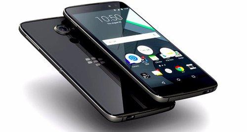 BlackBerry DTEK60/ fot. BlackBerry
