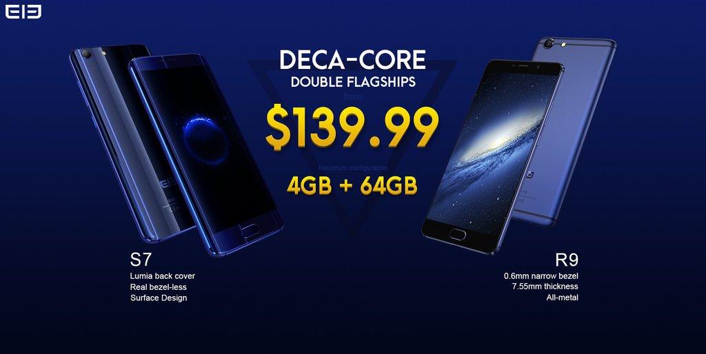 Elephone S7 i R9