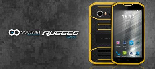 Quantum 3 550 RUGGED