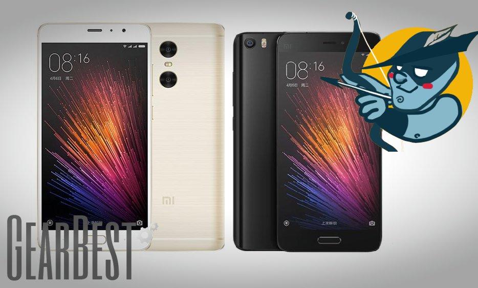 Xiaomi Mi 5 i Redmi Pro