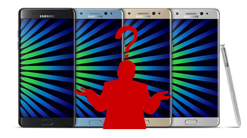 Galaxy Note 7 / fot. Samsung