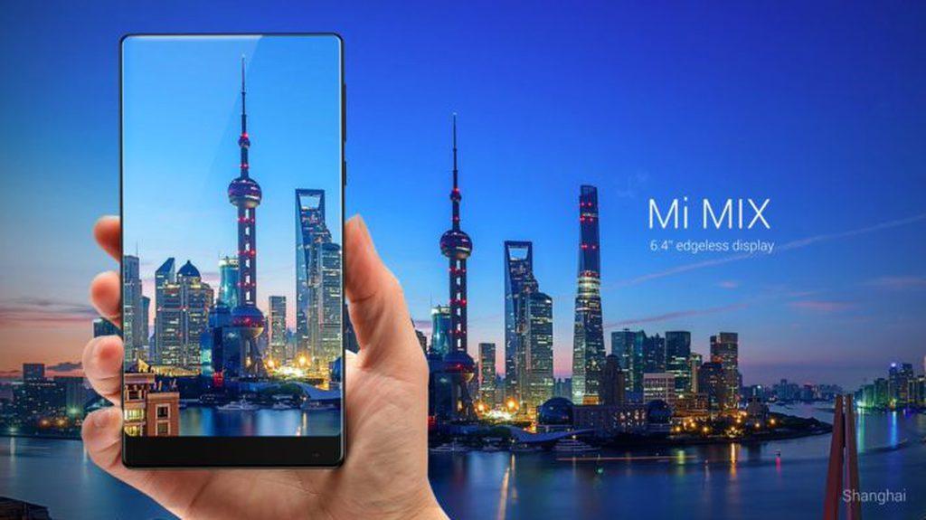 Xiaomi Mi Mix - jedno z największych zaskoczeń 2016 roku