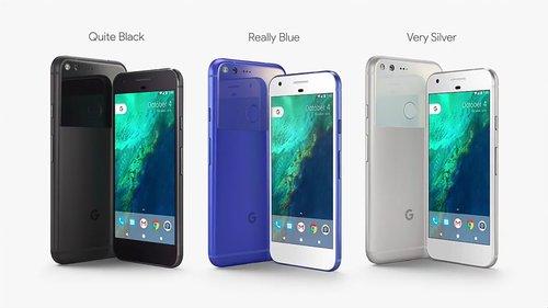 Google Pixel i Google Pixel XL - symbole nowego porządku