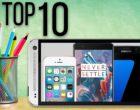 TOP-10 smartfonów, które warto kupić (zima 2017)