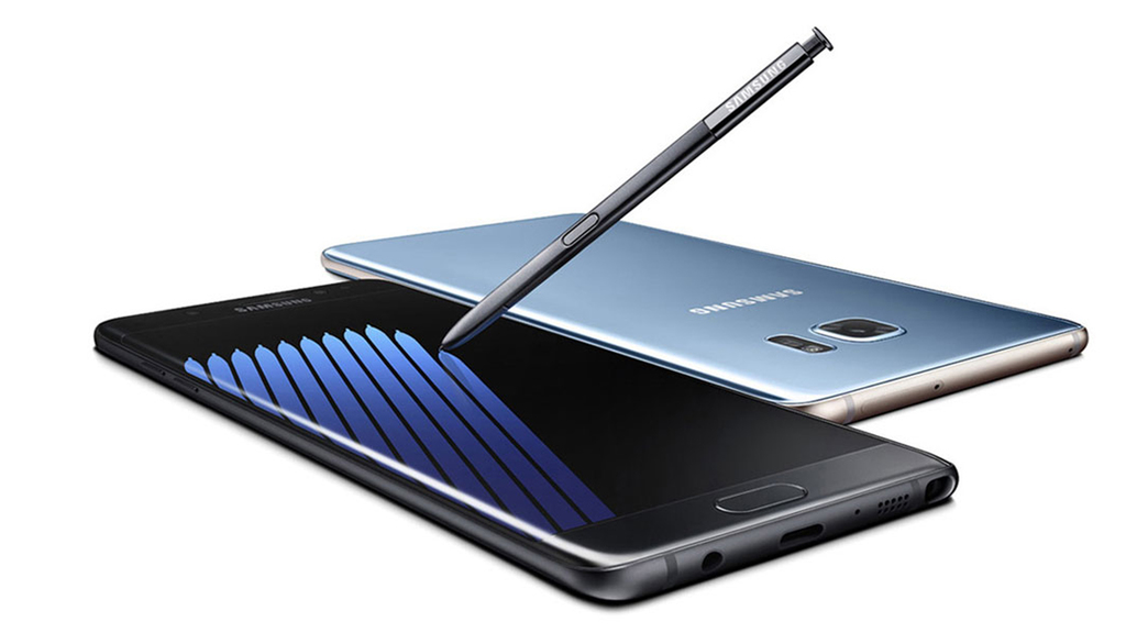 Samsung Galaxy Note 7 / fot. Samsung