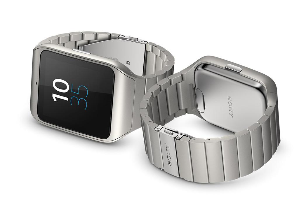 Sony SmartWatch 3 / fot. Sony