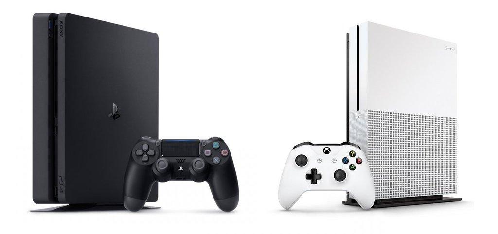Sony i Xbox