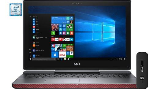 Laptop Dell Inspiron 7566 + modem E3372 / fot. play.pl