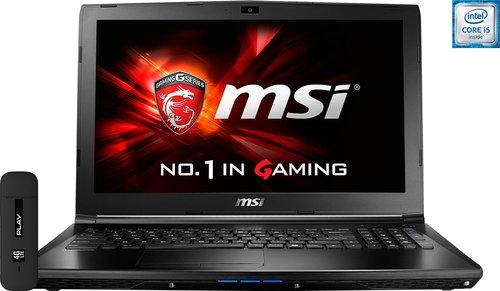 MSI GL62 i5/i7 + modem Huawei E3372 / fot. play.pl