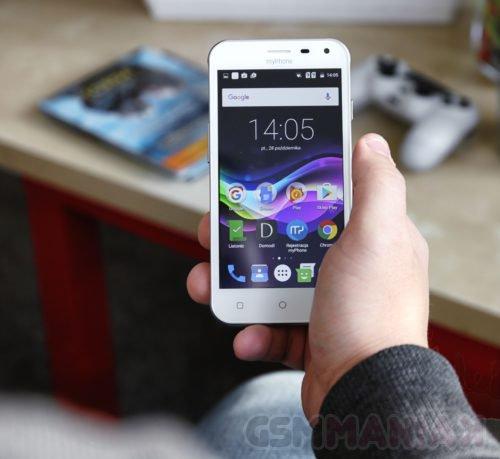 myPhone Fun 5 / fot. gsmManiaK