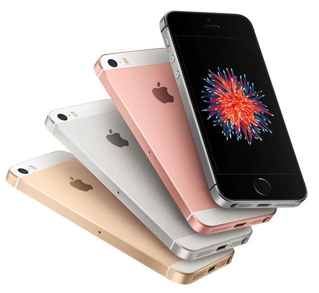 iPhone SE / fot. Apple