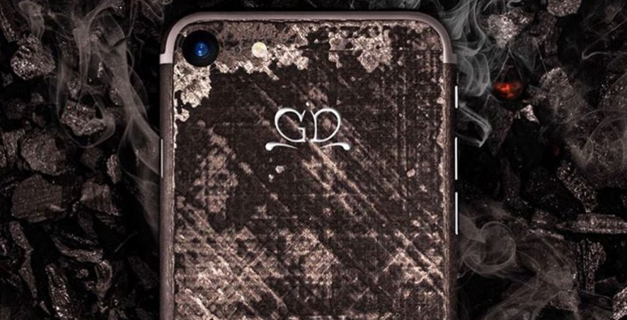 Carbon Concept iPhone 7 / fot. Golden Dreams