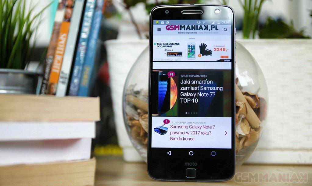 Motorola Moto Z / fot. gsmManiaK