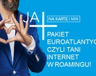 Internet w roamingu w Plusie tani jak nigdy